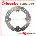 Dischi Freno Posteriore Brembo SUZUKI V-STROM ABS 1000 2014 2015 68B407E3