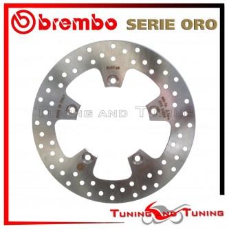 Dischi Freno Posteriore Brembo DUCATI DESMOSEDICI RR 1000 2008 2009 68B40768