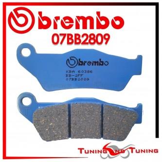 Pastiglie Freno Posteriore Brembo BMW R 1150 GS 1999 2000 2001 07BB2809