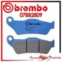 Pastiglie Freno Posteriore Brembo BMW K 1300 S 2009 2010 2011 07BB2809