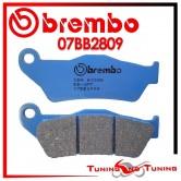 Pastiglie Freno Posteriore Brembo BMW K 1300 R ABS 2008 2009 2010 07BB2809