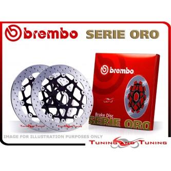 Dischi Freno Anteriore Brembo TRIUMPH STREET TRIPLE 675 2013 2014 2015 2016 78B40869