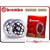 Dischi Freno Anteriore Brembo TRIUMPH STREET TRIPLE R 675 2013 2014 2015 2016 78B40869