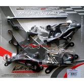 Pedane Valter Moto HONDA CBR 1000 RR 2008 2009 2010 PEH76