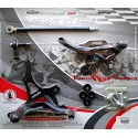 Pedane Valter Moto SUZUKI GSX-R GSXR 750 2004 2005 PES46