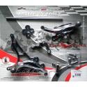 Pedane Valter Moto SUZUKI GSX-R 600 2006 2007 2008 2009 2010 PES61