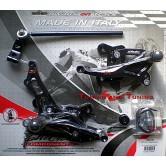 Pedane Valter Moto APRILIA RSV4 R 1000 2009 2010 2011 2012 PEA13