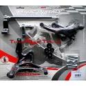 Pedane Valter Moto TRIUMPH SPEED TRIPLE 1050 2011 2012 2013 PET14