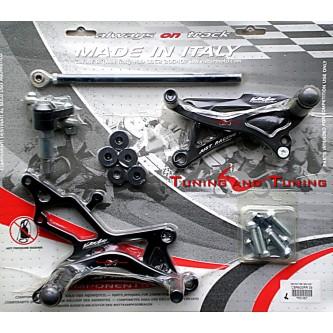 Pedane Valter Moto HONDA CBR 600 RR 2009 2010 2011 PEH82
