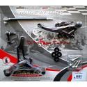 Pedane Valter Moto SUZUKI GSX-R GSXR 1000 2005 2006 PES55