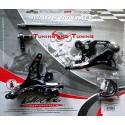 Pedane Valter Moto SUZUKI GSX-R GSXR 600 2001 2002 2003 PES49
