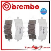 Pastiglie Freno Anteriore Brembo La DUCATI 848 EVO 2011 2012 2013 07BB37LA