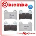 Pastiglie Freno Anteriore Brembo La BENELLI TNT 1130 2004 2005 2006 07BB19LA