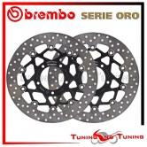 Dischi Freno Anteriore Brembo MV AGUSTA BRUTALE S 750 2001 2002 78B40868