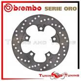 Dischi Freno Posteriore Brembo SUZUKI SV S 650 2003 2004 2005 68B40744