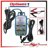 MANTENITORE DI CARICA BATTERIE MOTO PIOMBO ACIDO LITIO OPTIMATE 1 DUO (450152)