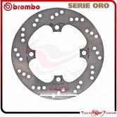 Dischi Freno Posteriore Brembo HONDA CBR F 600 1991 68B40749