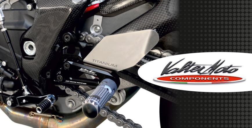 Pedane Valter Moto Italia
